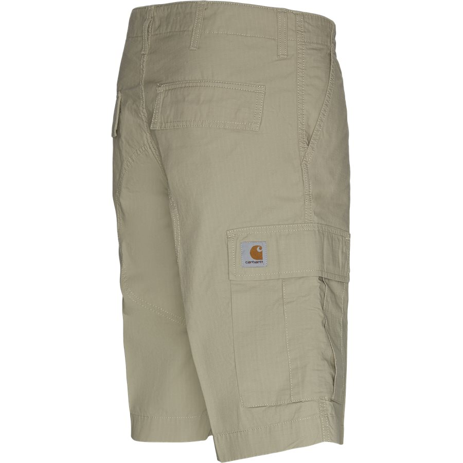 REGULAR CARGO SHORT. I015999 - Regular Cargo Shorts - Shorts - Regular - WALL RINSED - 3